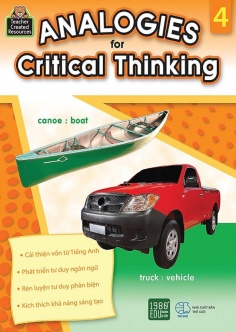 Analogies For Critical Thinking (Tập 4)