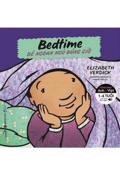 Kỹ năng sống cho bé - Bé ngoan ngủ đúng giờ