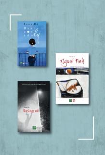 Combo tiểu thuyết Song Hà: Trúng Số + Ngoại tình + Ranh con tên Ly