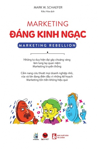 Marketing dang kinh ngac