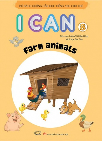 Farm Animals - I Can (Tap 8)