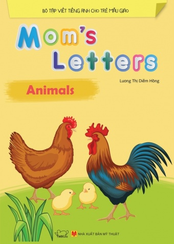 Mom's Letters - Animals (Tai ban)