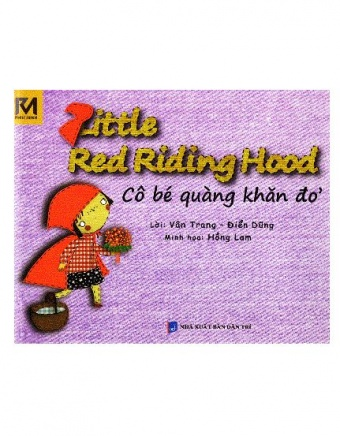 Co be quang khan do - Little red riding hood (Song ngu Viet - Anh)