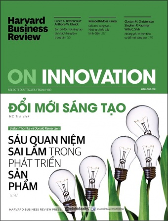 HBR - On Innovation - Doi moi sang tao