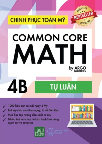 Chinh phuc toan My - Common Core Math (Tap 4B)